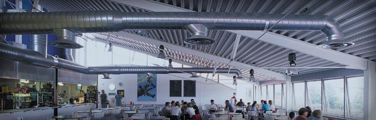 Perancangan sistem tata udara (HVAC)