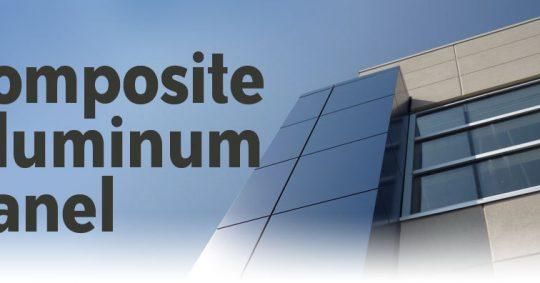 Pemasangan ACP panel sebagai exterior bangunan