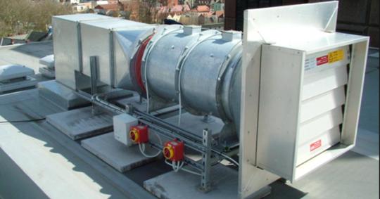 Sistem Kerja AC VRV atau FRV